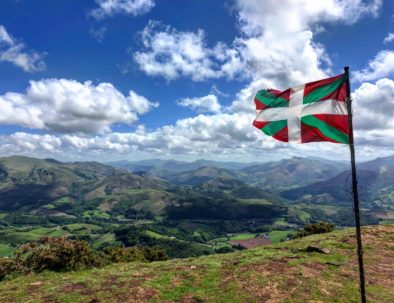 Randonnée vegan Pays basque