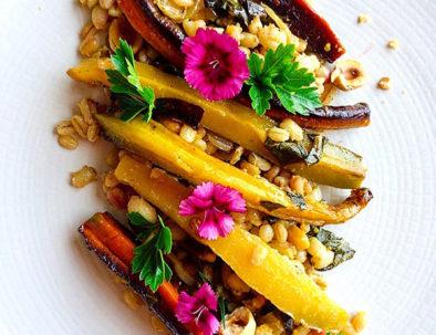 Cuisine vegan au Pays Basque France. Séjour sportif.